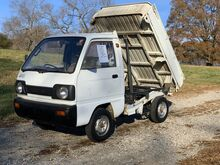 1990_Mazda_SCRUM 4X4 MINI Truck Power DUMP__ Crozier VA