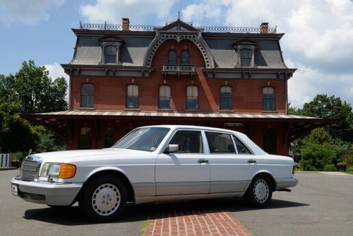 1990 Mercedes-Benz No Model 560SEL Hopewell NJ