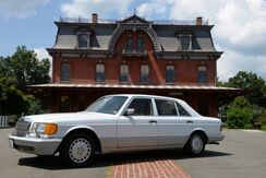 1990_Mercedes-Benz_No Model_560SEL_ Hopewell NJ
