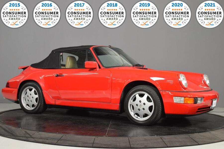 1990_Porsche_911 Carrera__ Glendale Heights IL
