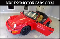 1990_Porsche_911 Carrera_JUST 61K MILES COLLECTIBLE ITEM._ Houston TX