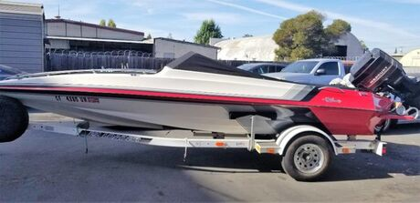 1991 HYDROSTEAM VOYAGER XT 21  Redwood City CA
