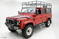 1991_Land Rover_Defender 110_RHD_ Seattle WA