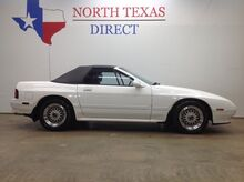 1991_Mazda_RX-7_Premium Convertible 31k Garage Kept All Options CLEAN_ Mansfield TX