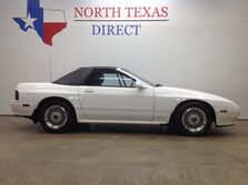 Mazda RX-7 Premium Convertible 31k Garage Kept All Options CLEAN 1991