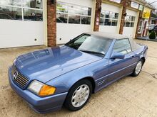 1991_Mercedes-Benz_300 Series_300SL_ Shrewsbury NJ