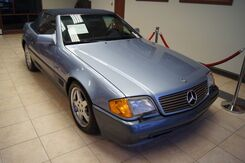 1991_Mercedes-Benz_500_LOW MILES TOP INOP_ Charlotte NC
