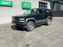 1992_Chevrolet_Blazer_K1500 4WD_ Spokane Valley WA