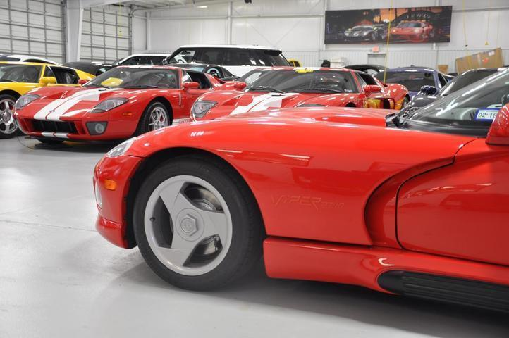 1992 Dodge Viper Only 285 Cars Built in 92 Sports Car RT-10 Tomball TX