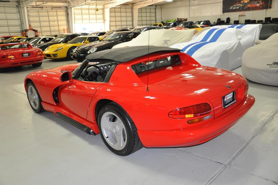 1992 Dodge Viper Sports Car RT-10 Tomball TX
