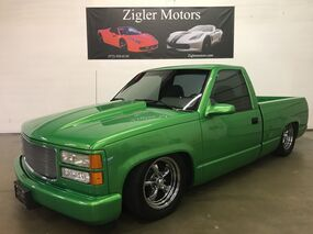 GMC Sierra 1500 Short Bed Complete Custom. Air Bags, LS1 V8, Custom Interior 1992