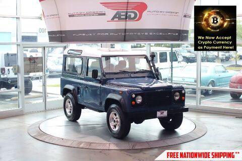 1992_Land Rover_Defender_90_ Chantilly VA