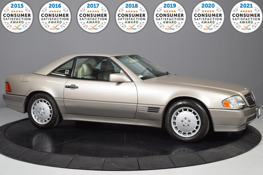 1992_Mercedes-Benz_300 Series_300SL_ Glendale Heights IL