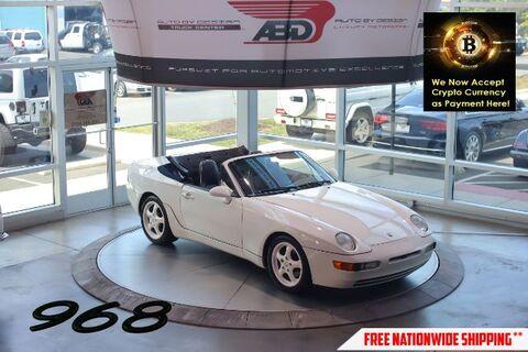 1992_Porsche_968_Cabriolet_ Chantilly VA