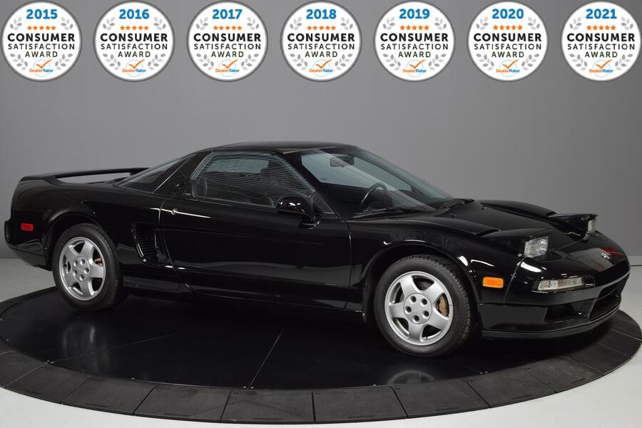 1993_Acura_NSX__ Glendale Heights IL