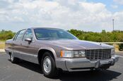 1993 Cadillac Fleetwood Brougham Sedan