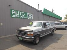1993 Ford F-150 XL SuperCab Short Bed 2WD Spokane Valley WA