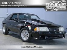1993_Ford_Mustang GT_2 Owner Vortech Supercharger C4 Trans Built FoxBody_ Hickory Hills IL
