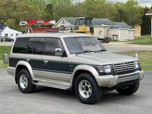 1993_Mitsubishi_Pajero Diesel 4x4__ Crozier VA