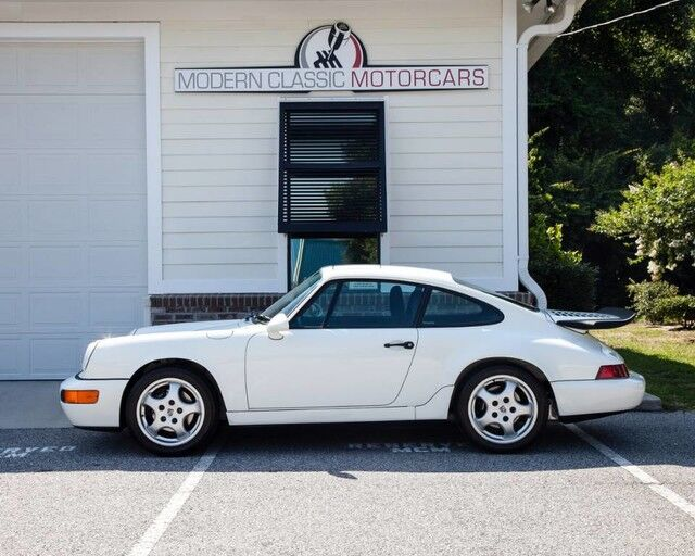 1993 Porsche 911 Carrera RS America Charleston SC