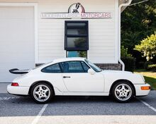 1993_Porsche_911 Carrera_RS America_ Charleston SC