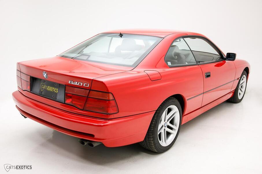 1994 BMW 840Ci 840Ci Seattle WA