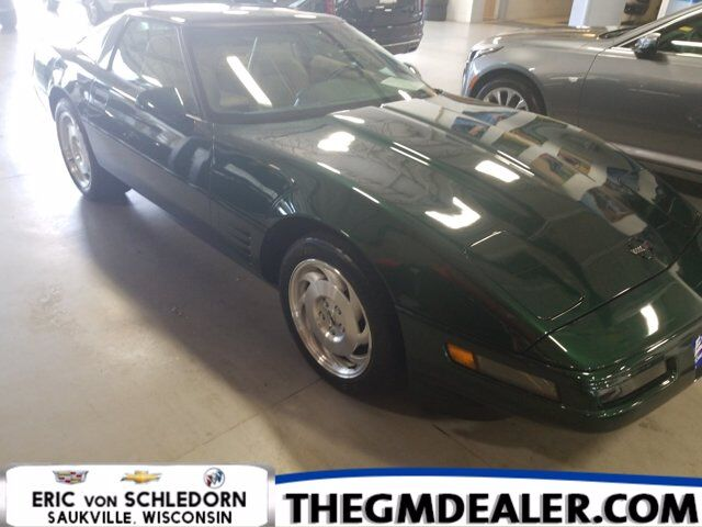 1994 Chevrolet Corvette Coupe Automatic Milwaukee WI