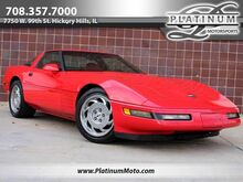 1994_Chevrolet_Corvette_Targa Auto Chrome Factory Rims_ Hickory Hills IL