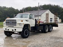 1994_Ford_FT900F 22' Equipment Hauler Truck__ Crozier VA