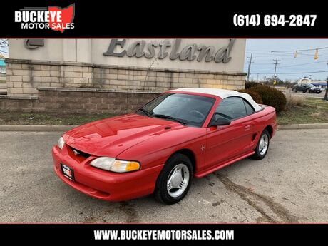 1994 Ford Mustang 2D Convertible Columbus OH