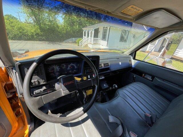 1994 GMC C7HO 10K Knuckleboom Crane Service Truck Crozier VA