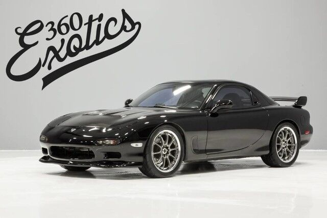 1994_Mazda_RX-7 Twin Turbo_R2_ Austin TX