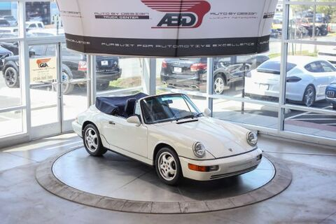 1994_Porsche_911_Carrera 2 Cabriolet_ Chantilly VA