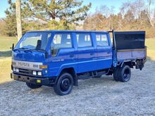 1994_Toyota_DYNA G25 Tri Cab_ToyoAce G25 Tri Cab Dually Diesel with Liftgate_ Crozier VA