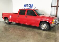 1995_Chevrolet_C/K 3500 Crew Cab__ Houston TX