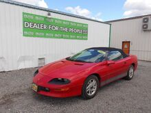 1995_Chevrolet_Camaro_Convertible_ Spokane Valley WA