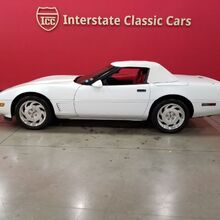 1995_Chevrolet_Corvette_Convertible_ Dallas TX