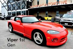 1995_Dodge_Viper_RT/10 8.0L V10_ San Antonio TX