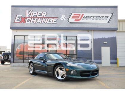 1995 Dodge Viper Sports Car Tomball TX