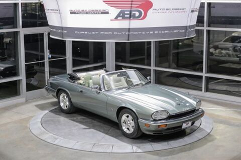 1995_Jaguar_XJS_4.0L convertible_ Chantilly VA