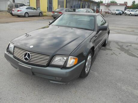 1995 MERCEDES-BENZ SL-CLASS                                Houston TX