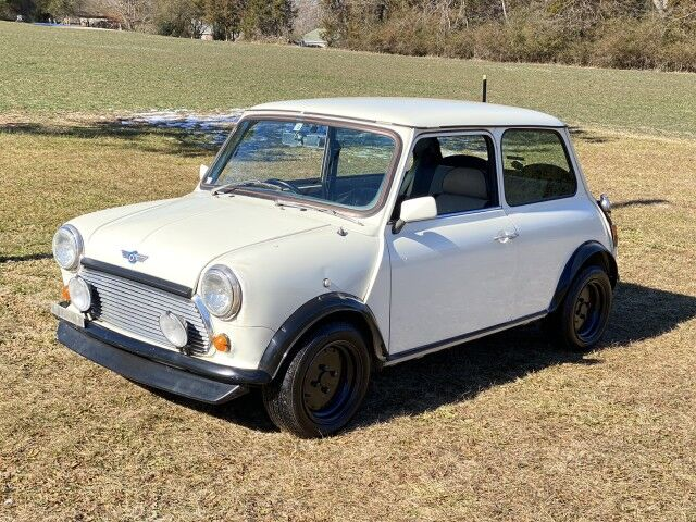 1995 MINI Classic Mini 1.3 L SPI Fuel Injected Crozier VA