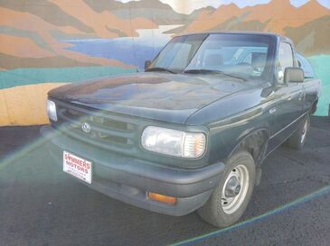 1995_Mazda_B-Series_B2300 Reg. Cab Short Bed 2WD_ Saint Joseph MO