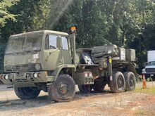 1995_Stewart & Stevenson_Stewart & Stevenson M1089 6x6 Wrecker__ Crozier VA