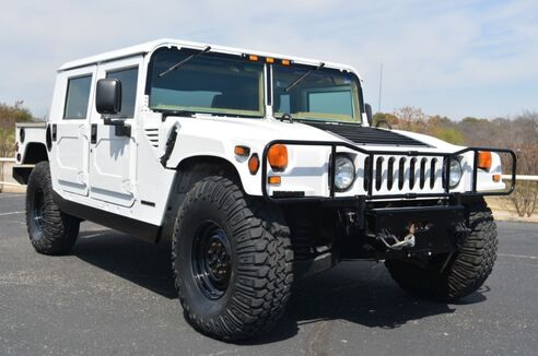1996_AM General_Hummer_H1 HMC4 Turbo Diesel Sport Utility Truck_ Fort Worth TX