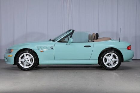 BMW Z3 Roadster 1.9L Convertible 1996