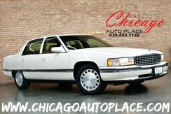 1996_Cadillac_Deville_4.6L NORTHSTAR V8 ENGINE FRONT WHEEL DRIVE TAN LEATHER WOOD GRAIN INTERIOR TRIM_ Bensenville IL
