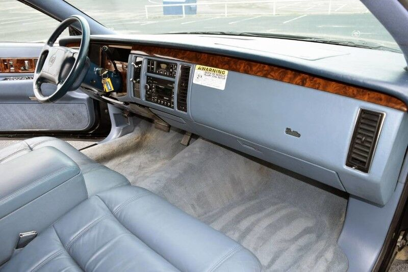 1996 Cadillac Fleetwood Brougham Limousine Fort Worth TX