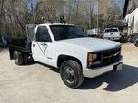 1996 Chevrolet 3500 HD 9' Service Body