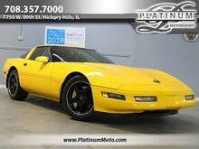 1996_Chevrolet_Corvette_Rare 1 of 488 Two Tops Books Two Keys_ Hickory Hills IL